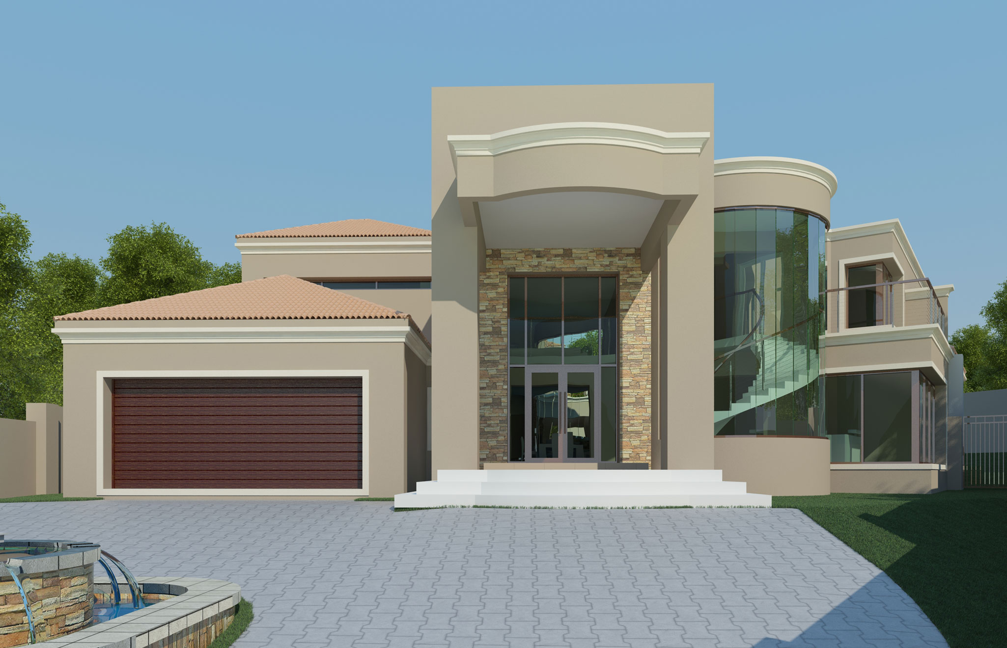 South African Architectural Designs