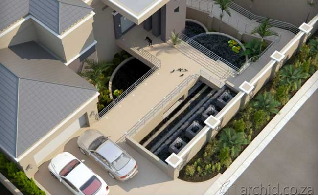 3 Bedroom House Plans South Africa – House Designs- Archid -03