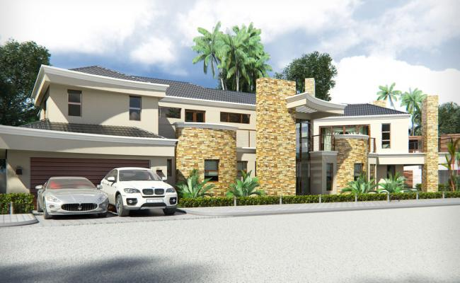 1000 x 1000 House Plans south africa Blue valley Golf Estate Archid-architects-House-Plans_CCD