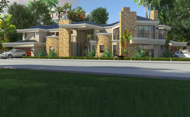 House Plans south africa 1000 x 1000 Blue valley Golf Estate Archid-architects-House-Plans_CCD1