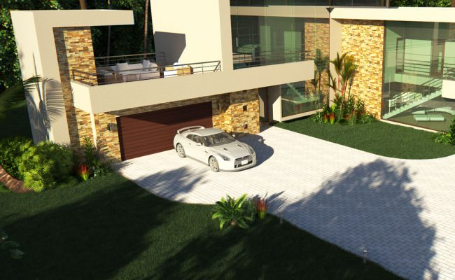 House plans South Africa Archid-architects-House-Plans_Sandown1