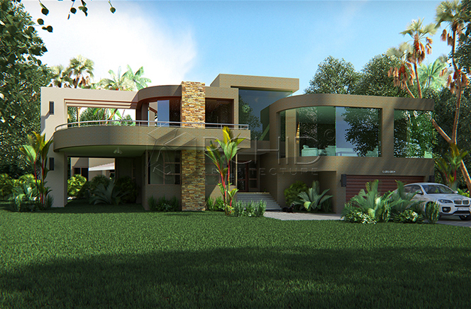 Modern South African House Plans & House Designs - Archid