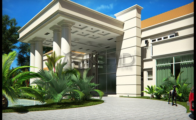 House plans south africa 4 bedroom house plans designs  Archid_architects_house plans__Gallery images_Midrand1128