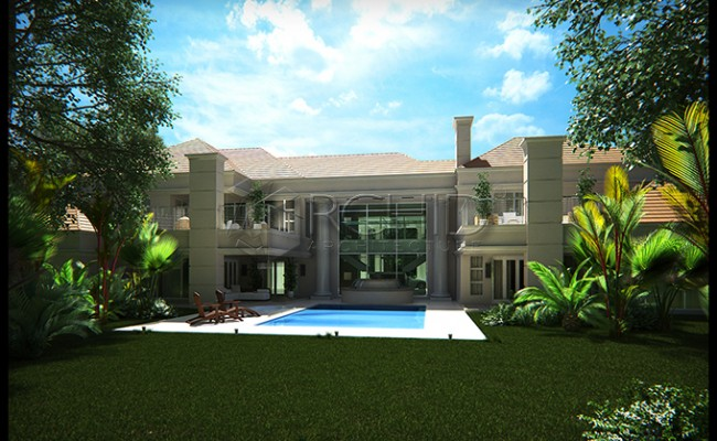 House plans Archid_architects_house plans__Gallery images_Midrand1129