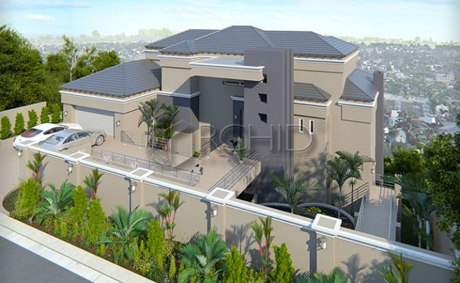 House plans South Africa Architects in Johannesburg House plans south africa Archid_architects_house plans__Gallery images_Northcliff1107