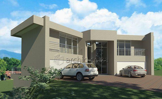 Luxury House Design Modern House Plans in South Africa 6 bedroom house plans_3 Storey House Design_Archid03