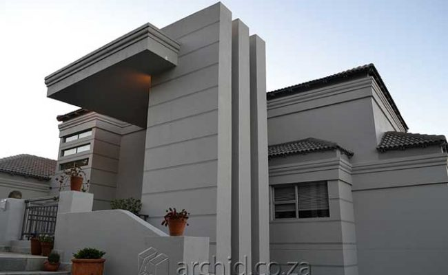 Modern Tuscan House Plans South Africa – Three Bedroom House Designs- Archid -22