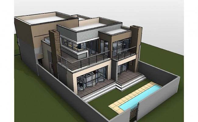 archid architects_house plans_Bedfordview_03