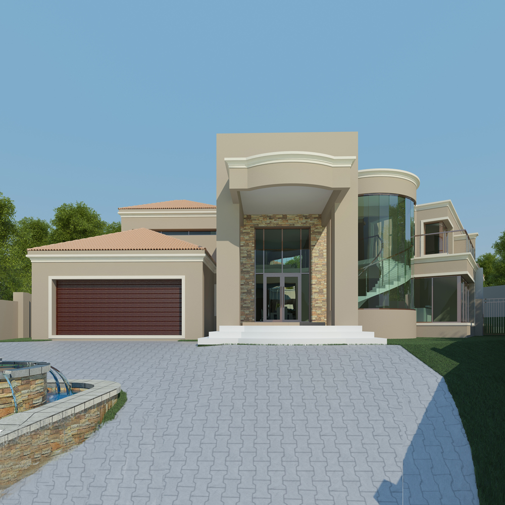 Architectural designs house plans south africa archid for Architect house plans for sale