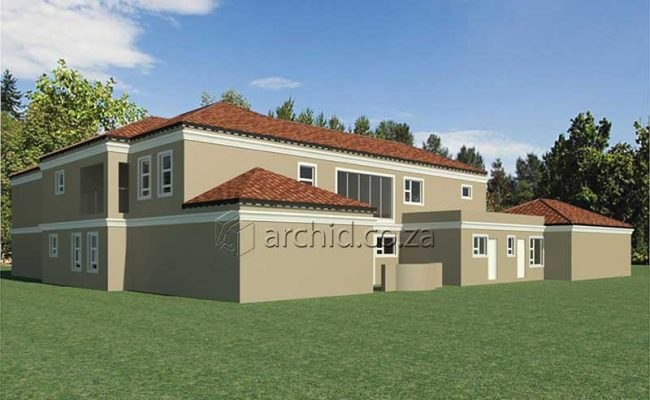 5 Bedroom House Plans South Africa – Architects in Africa- Archid_71