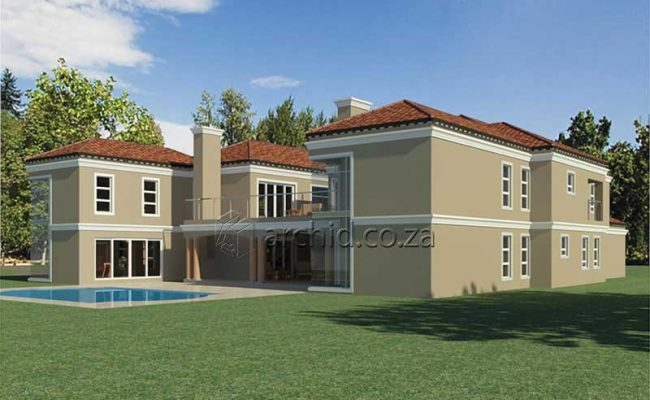 5 Bedroom House Plans South Africa – Architects in Africa- Archid_73