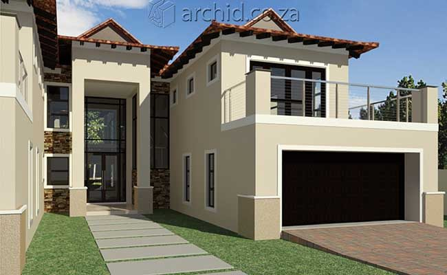 Architects in Africa Modern House Plan Designs_Archid South Africa04