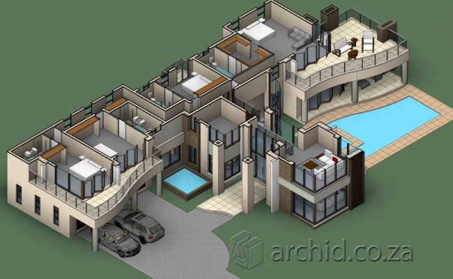Architects-in-South-Africa-5-Bedroom-Contemporary-House-Plan-Designs_Archid_Modern-House-Plans-FF_29