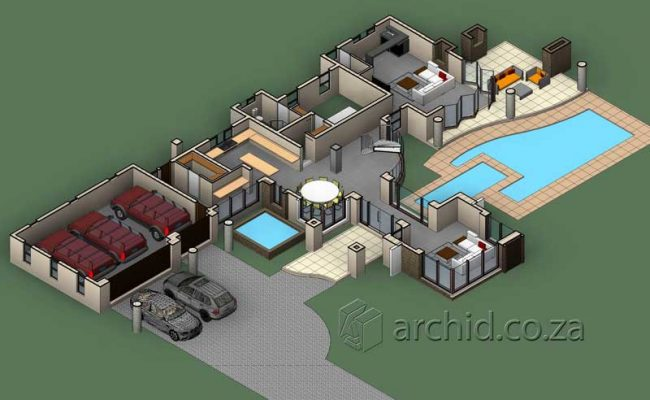 Architects-in-South-Africa-5-Bedroom-Contemporary-House-Plan-Designs_Archid_Modern-House-Plans-GF_29