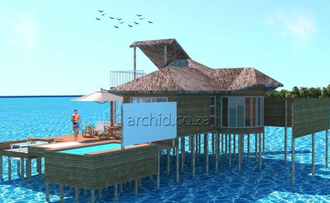 Water Villas – Over The Water Bungalows – Holiday Bungalows_- Archid_94