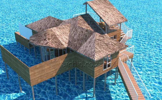 Water Villas – Over The Water Bungalows – Holiday Bungalows_- Archid_95