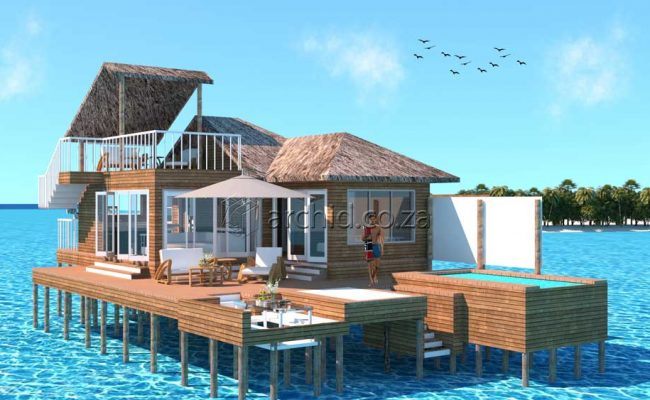 Water Villas – Over The Water Bungalows – Holiday Bungalows_- Archid_97