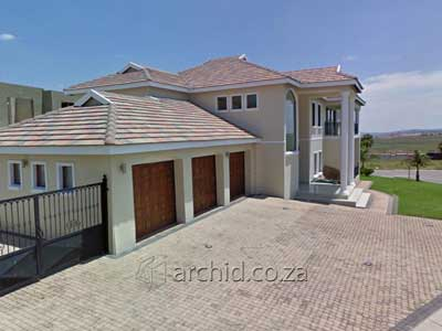 modern house designs 4 bedroom house plans with garages simple house plans for sale Architects in South Africa Archid