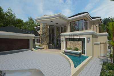 Property development plans townhouse plans architects in South Africa Archid Architecture