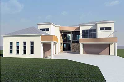 modern house plans in South Africa Simple 4 bedroom double storey house plans contemporary house designs with images Archid