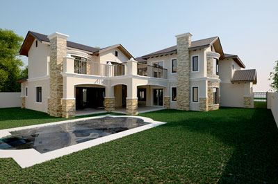House plans South Africa Double storey 4 bedroom house plans modern house plan designs modern house design house plans with photos Archid architects architecture design floorplanner modern contemporary architectural design luxury modern home Tuscan house design house plans for saleArchid Architecture